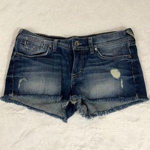 3/$20 Denimocracy shorts